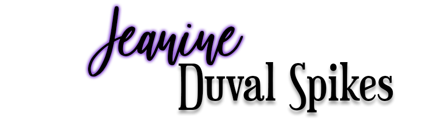Author Jeanine Duval Spikes